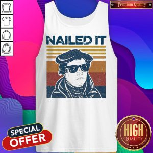 Beautiful Look At Me Nailed It Vintage Tank Top