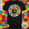 Cool Smokey Bear May The Forest Be With You Shirt