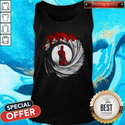 Official I Can't Forget The Deadpool Gun Tank Top