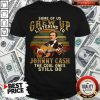Official Some Of Us Grew Up Listening To Johnny Cash The Cool Ones Still Do Shirt