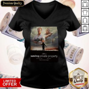 Pro Ken And Karen A 2020 Film Saving Private Property They've Had Enough V-neck