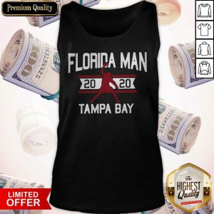 Sweet Florida Man 2020 Tampa Bay Tank Top