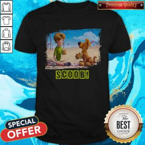 Top Scoob Movie Shaggy And Scooby Shirt