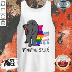 Wonderful I Like LGBT Mama Bear Tank Top