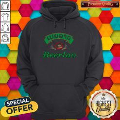 Official I like Boardrippaz Beerlao Hoodie