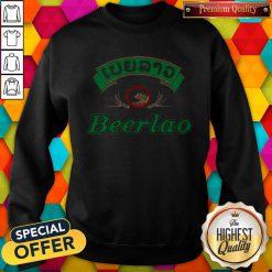 Official I like Boardrippaz Beerlao Sweatshirt