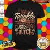 Official Sloth Twinkle Twinkle Little Snitch Mind Your Business Nosey Bitch Shirt