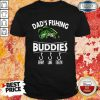 Sweet Dad'S Fishing Buddies Benny Lane Evelyn Shirt