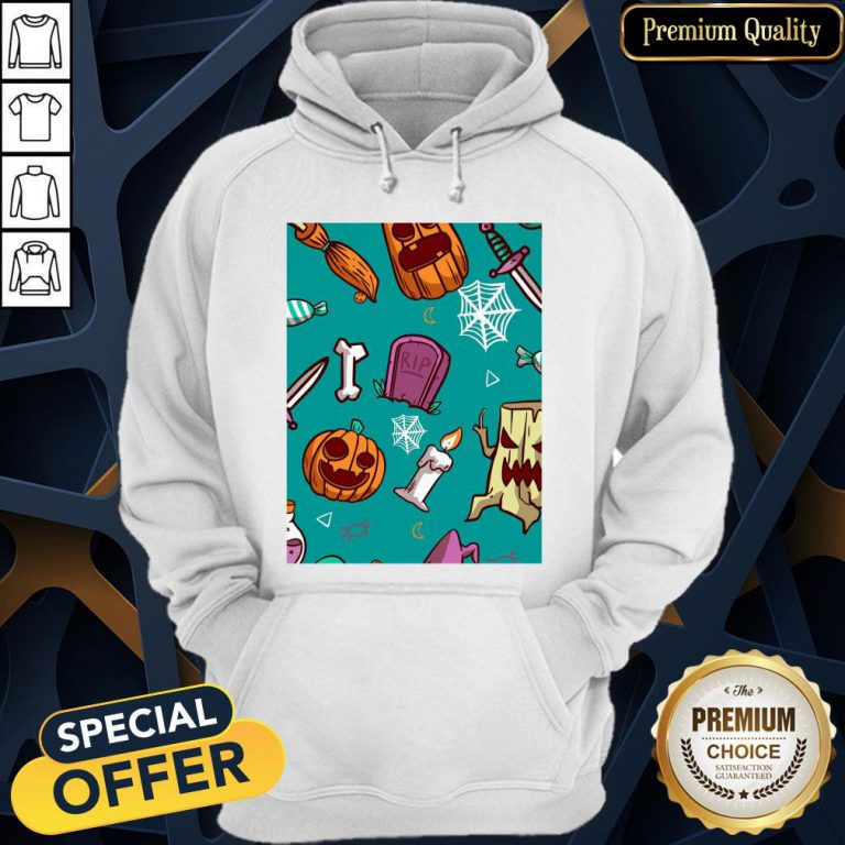 Official Spooky Happy Halloween Day 2020 Hoodie