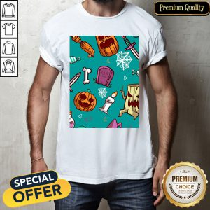 Official Spooky Happy Halloween Day 2020 Shirt