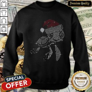 Official Turtle Diamond Christmas SweatShirt