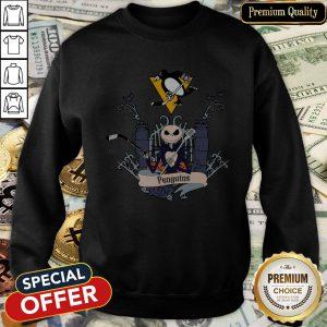 Pittsburgh Penguins Jack Skellington This Is Halloween NHL SweatShirt