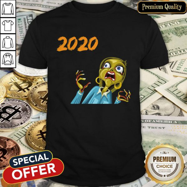 Scary Halloween 2020 Monsters Shirt
