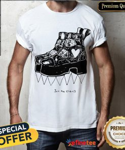 Funny Deathstud Boots Join The Club Shirt- Design By Refinetee.com