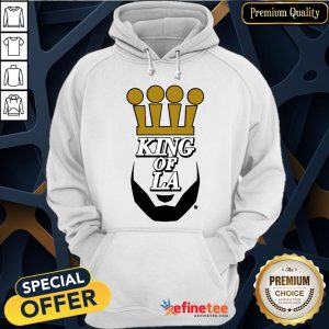 King Of L A Basketball Champs 2020 Hoodie