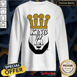 King Of L A Basketball Champs 2020 Sweatshirt