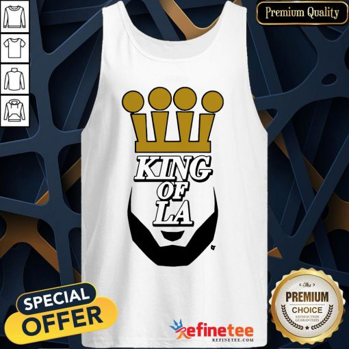 King Of L A Basketball Champs 2020 Tank Top