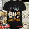 Mickey Disney Harry Potter Shirt