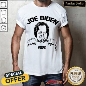 Nice Joe Biden 2020 Cornpop Corn Pop Crazy Joe Biden 2020 Shirt- Design By Refinetee.com