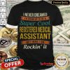 Official Registered Medical Assistant Shirt- Design By Refinetee.com