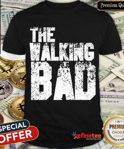 The Walking Bad Halloween Day 2020 Costume Funny Zombie Gift T-Shirt