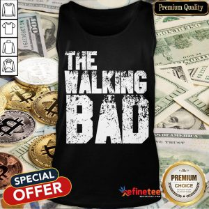 The Walking Bad Halloween Day 2020 Costume Funny Zombie Gift Tank Top