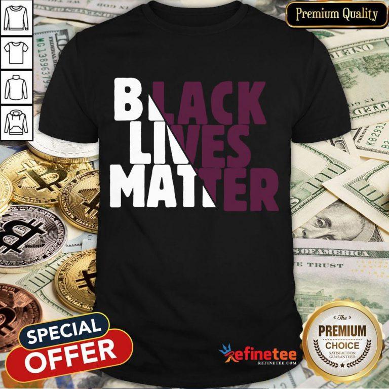 Top Black Lives Matter Made To Match Jordan 4 P S G Shirt- Design By Refinetee.com