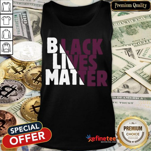 Top Black Lives Matter Made To Match Jordan 4 P S G Tank Top- Design By Refinetee.com