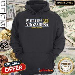 Top Phillips Arozarena 2020 That Just Happened Hoodie- Design By Refinetee.com