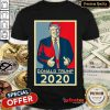 Trump Hope Donald Trump 2020 Elections 2020 Vote Gift T-Shirt