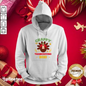 Beautiful Crappy Thanksgiving 2020 Hoodie - Design By Refinetee.com