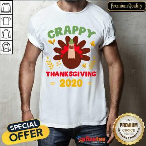 Beautiful Crappy Thanksgiving 2020 Shirt - Design By Refinetee.com