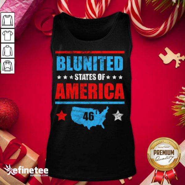 Funny Joe Biden United States Of America 46 Tank-Top - Design By Refinetee.com