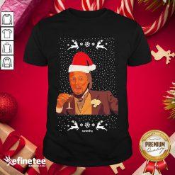 Funny Trump Has Covid Memes Christmas Shirt- Design By Refinetee.com