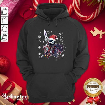 Lich King Christmas Edition Classic Hoodie - Design By Refinetee.com