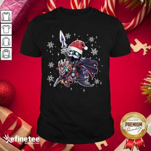Hot Lich King Christmas Edition Classic Shirt - Design By Refinetee.com