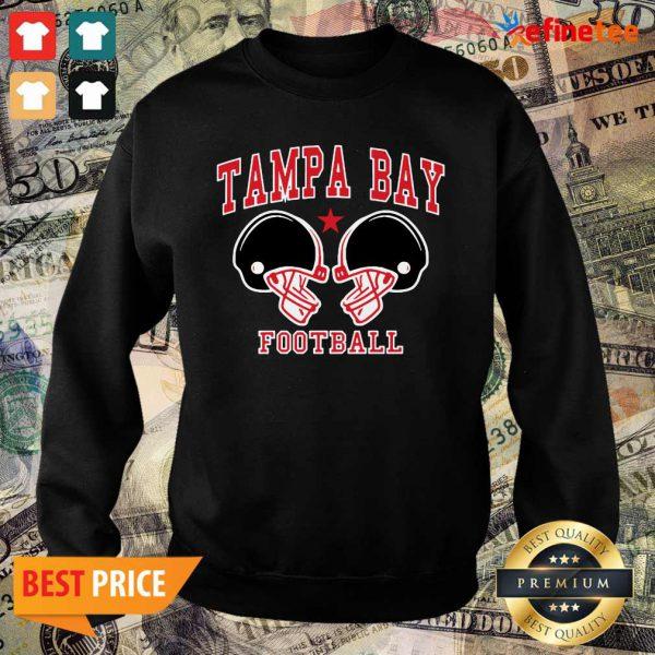 Beautiful Tampa Bay Football Sweater