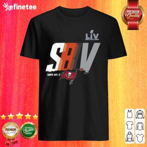 Excellent Tampa Bay Buccaneers Super Bowl Lv Bound Replay 2021 Shirt