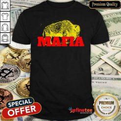 Fantastic Buffalo Bills Gold Mafia Shirt