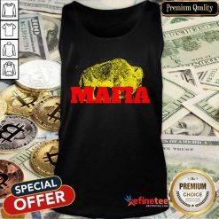 Fantastic Buffalo Bills Gold Mafia Tank Top