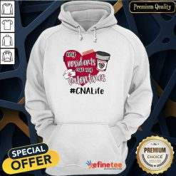 Top CNA Perhaps This Is The Moment For Which You Have Been Created Hoodie
