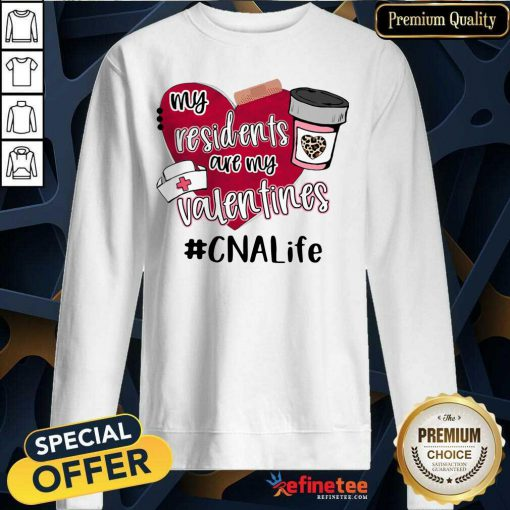 Top CNA Perhaps This Is The Moment For Which You Have Been Created Sweatshirt