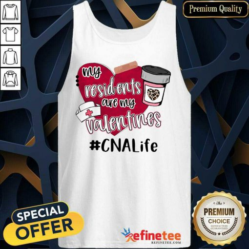 Top CNA Perhaps This Is The Moment For Which You Have Been Created Tank Top