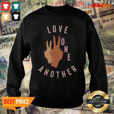 Happy Old Navy Love One Another Sweater