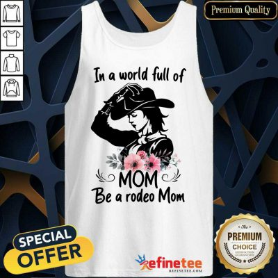 Hot Flower Dog Mom The Woman The Myth The Bad Influence Tank Top
