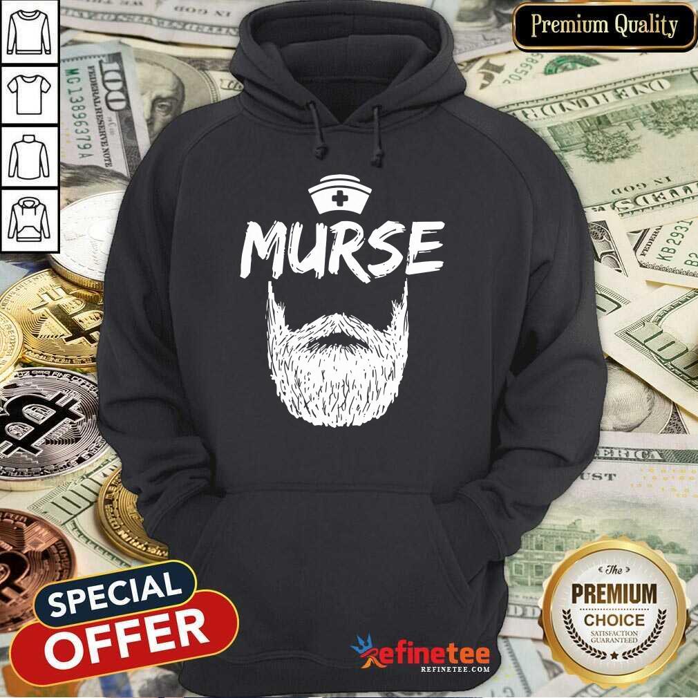 Original Male Nurse Hoodie