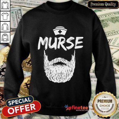 Original Male Nurse Sweatshirt