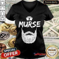 Original Male Nurse V-neck