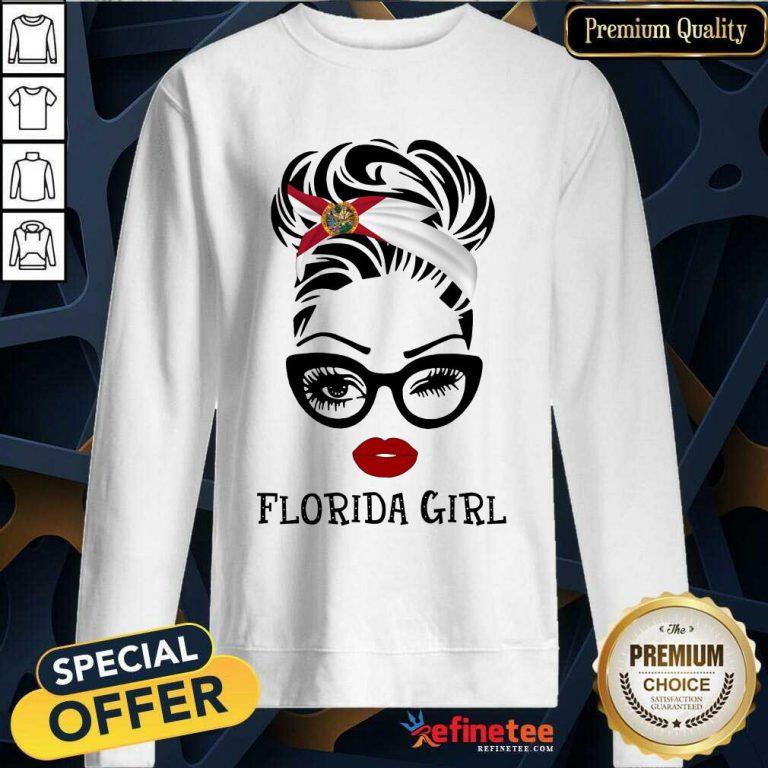 Premium Florida Girl Sweatshirt