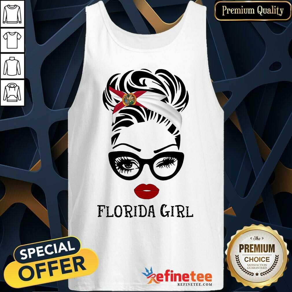 Premium Florida Girl Tank Top